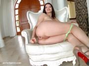 Lina Love deep gonzo style ass anal sex by Ass Traffic