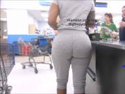 Phat Booty Gray Sweats