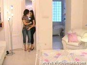 Art Of Kissing 2 - Viv Thomas Lesbians