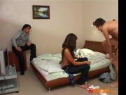 18 Videoz - She makes him jealous and horny