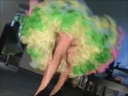 PETTICOAT-GIRLS, 3 Models, FFnylons. High Heels 28 Videos