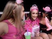 Bachelorette Party Threesome