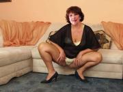Les cougars qui me font bander: Roseline Bachelot FAKE