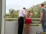 Brazzers - Teens Like It Big - My Boyfriend Is A Loser scene