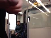 jerking off for the passenger