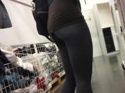Tight Butt Spandex