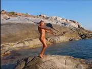 nuda al mare
