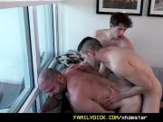 FamilyDick - Teens Get Fucked In Threesome