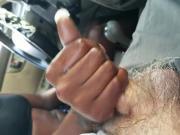 Black car action