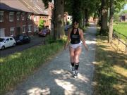 Public Hooker Walk - Gabriela-Bitch