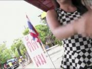 Tuk Tuk Patrol - Petite Thai gets her pussy and ass stuffed