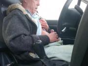 Norwegian Daddy in the car oct. 2017