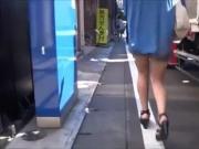 Candid Open High Heels In Public 14