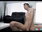 Twink Step Brother Gets Swirly Then Fucked By Older Brother