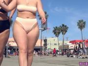 Big Ass Fat Pussy Mature Hot Milf Beach Voyeur SPycam