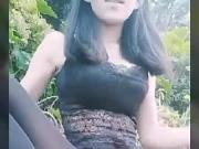 Thai teens outdoor sex wth open legs
