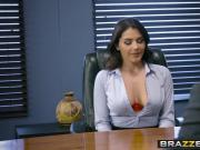 Brazzers - Big Tits at Work - Pushing Boundaries scene star