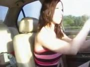 here me elizbeth driving home