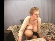 girl mature big tits pumping vacuum sextoy man