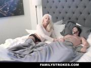 FamilyStrokes - Sneaking Around With My StepDad