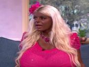 Martina Big on American Television