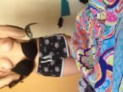 My girlfriend show me her beauty body spy cam