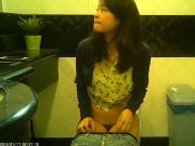 SG toilet pee