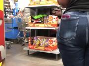 Huge chocolate ass mature