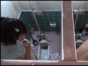 Japanese water park bathroom part3