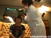 Cock sucking Mikan Tokonatsu ends - More at hotajp.com