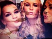 Petra, Aga, Caroline and Ana cum tribute