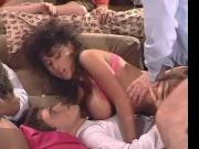 15.1 pre-boob-job DP Orgy