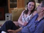 Oldman fuck girl