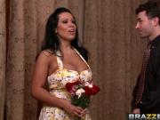 Brazzers - Milfs Like it Big - Dinner and a Floozy scene sta