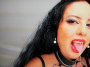 sous merde aime vos crachats Mistress