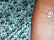 push pin foot torture