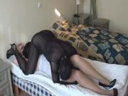 Amateur Pantyhose part 2