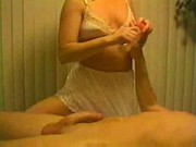 01Vanessa she works this cock over to get cumshot