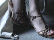 Friend's feet in sandals 13