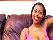 Hot Black Teen From Panama Interracial