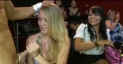 CFNM Male Strippers sucked, fucked by girls - Compilation