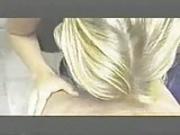 blonde sucking for sprem