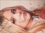 Chloe Moretz Cum Tribute #3