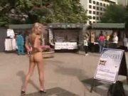Public Nudity Photoshoots