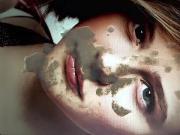 Chloe Moretz Facial Cum Tribute cam1