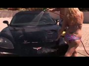Big Tit Carwash