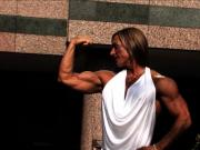 Robyn Mentgen - Sexy Ripped