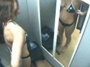Dressing room - Hidden cam