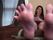 Long toe spreading joi