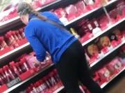 Teen pawg in spandex